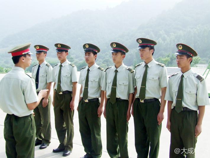 汉德车桥2007届大学生军训回顾(二)