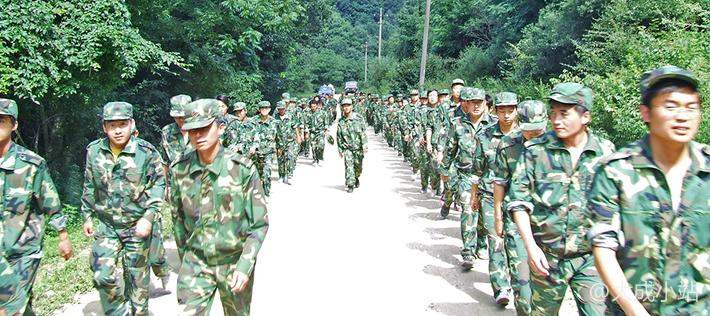 汉德车桥2007届大学生军训回顾(四)